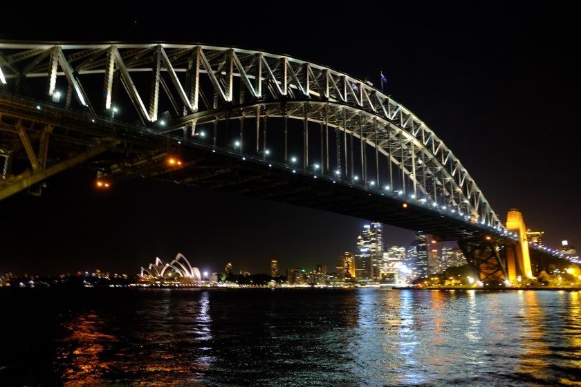 Twinkling Sydney Lights
