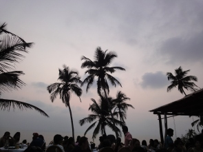 A Touch of Greece In India: Thalassa, Goa