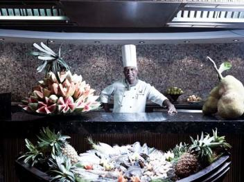 Chef Rego, Vivanta by Taj - Holiday Village, Goa