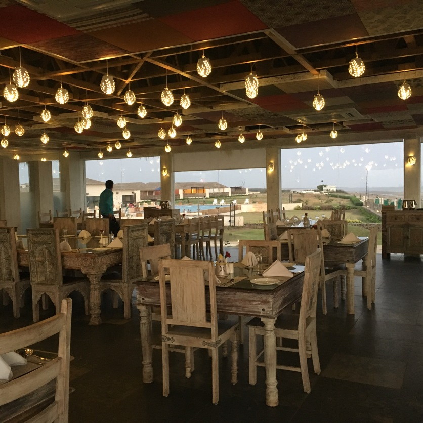 Serena Beach Resort Restaurant in Mandvi