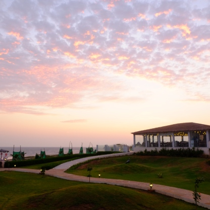 Dunes Restaurant at Serena Beach Resort